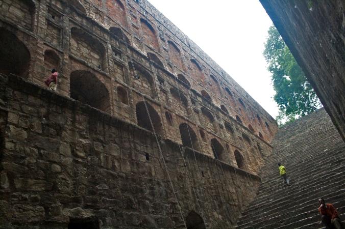 Agrasen ki Baoli, Delhi