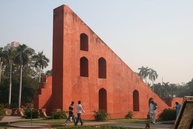 The Samrat Yantra, Jantar Mantar