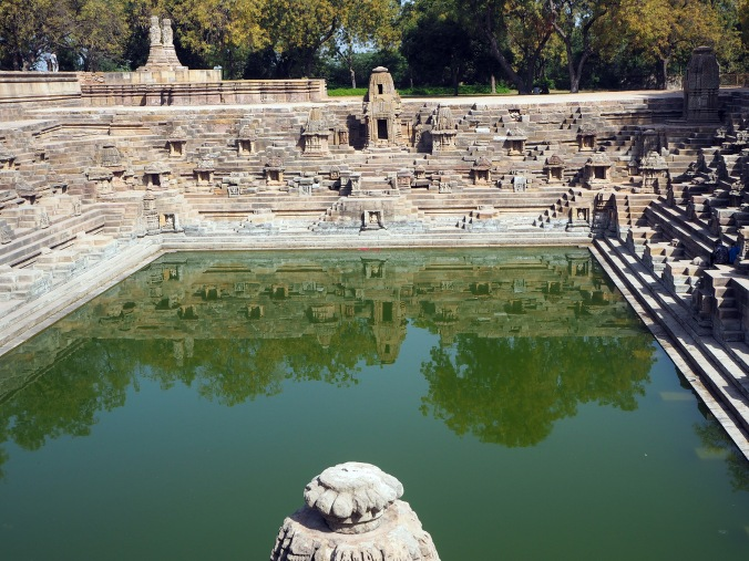 Kund at the Sun Temple