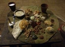 Traditional Gujarati food