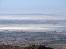 View of the White Desert from Kalo Dungar