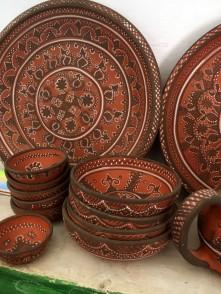 Pottery in Khavda village