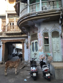 House in the old city, Ahmedabad