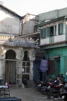 Old city of Ahmedabad