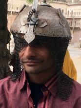 Antique armour, Mandawa