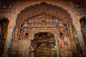 Painted haveli